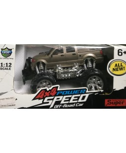 4x4 Power Speed Off-Road car