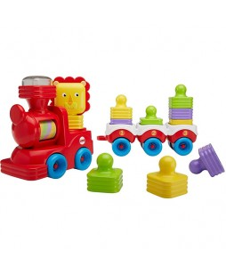 Mattel Fisher-Price DRG33 Фішер Прайс Поїзд в джунглях